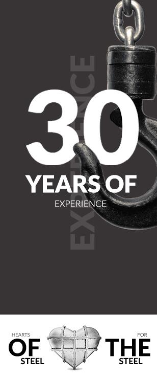 30 lat doświadczenia